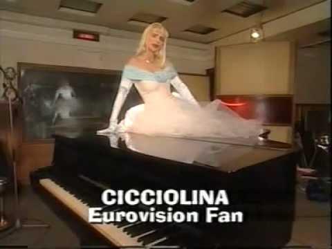 EVA HENGER AND CICCIOLINA - Ooh Yeah - A Song For Europe! (May 2, 1998)