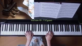 使用楽譜;月刊ピアノ2017年10月号、 採譜者:川田千春(ぷりんと楽譜・...