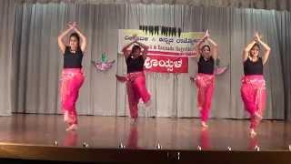 Rajyotsava special  - Kannada Fusion Dance