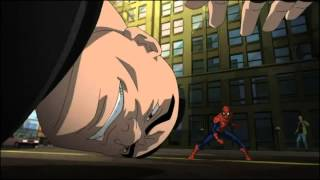 Ultimate Spider Man Episode 1 Great Power 1080p【HD】Marvel