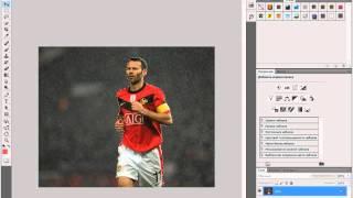 Видео урок по выделению объекта в Photoshop cs5