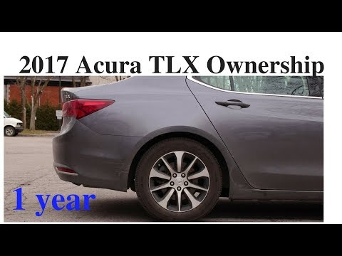 2017 Acura TLX ownership review | 1 year |