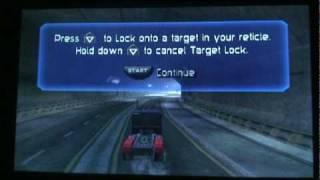 Transformers The Game Level 1: Desert Highway