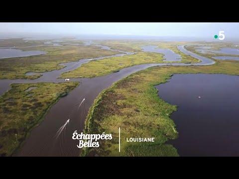 Au rythme de la Louisiane - Échappées belles streaming vf