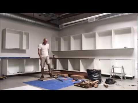 Кухня Метод, многоэтажная