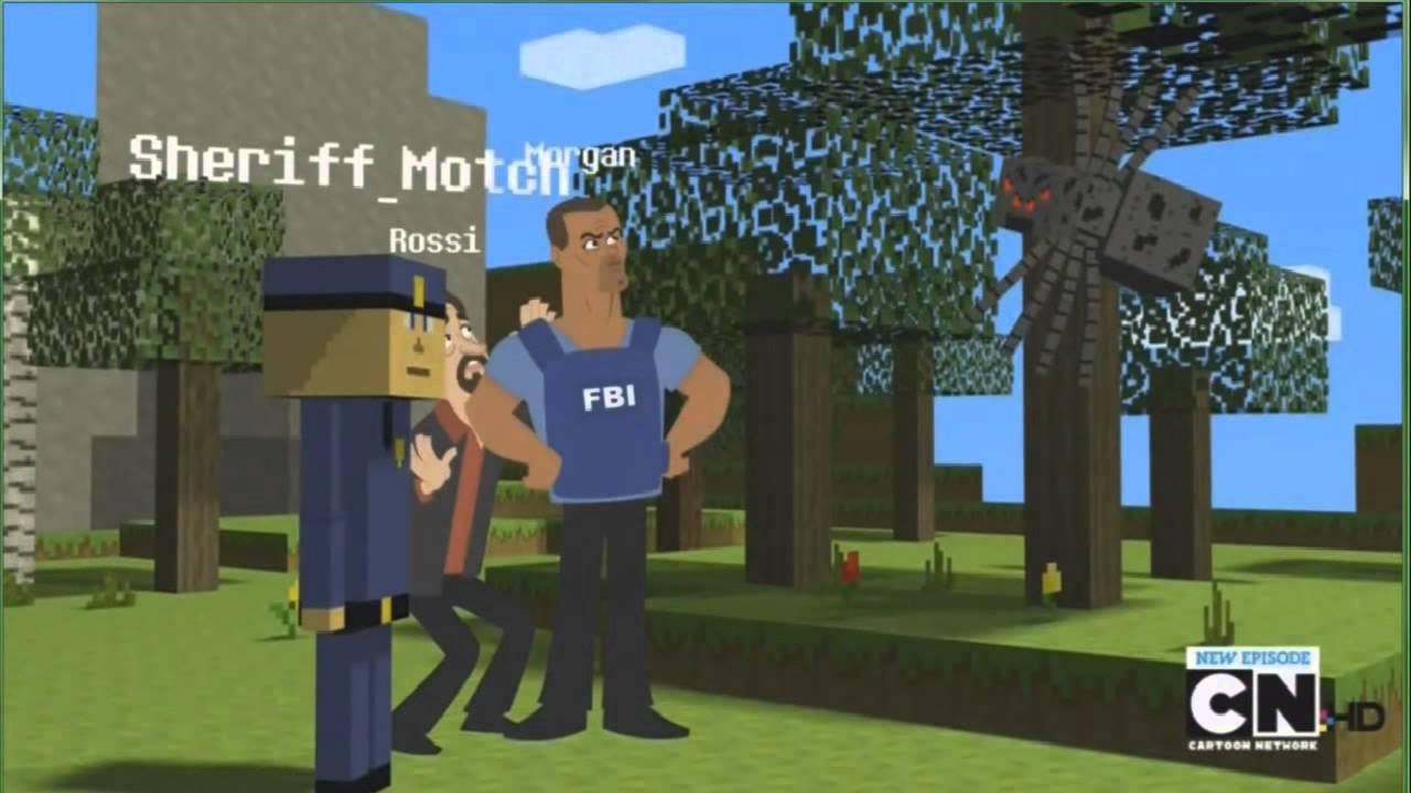 mad criminal minecraft hd youtube