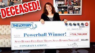 Lottery Winners Tragic Ends