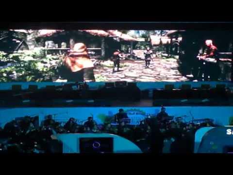 Mi visita al World Cyber Games 2012