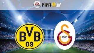 [FIFA 15] Borussia Dortmund Vs. Galatasaray All Goals & Highlights UEFA Champions League 22/10/2014