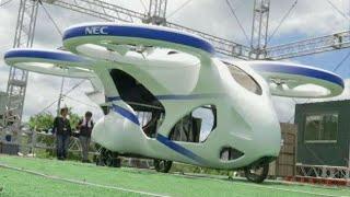जापान ने दिया पूरी दुनिया को तोहफा जल्द ही लॉन्च होने वाली है उड़ने वाली कार