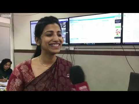 Amrapali on Telangana election voting – BBC News Telugu