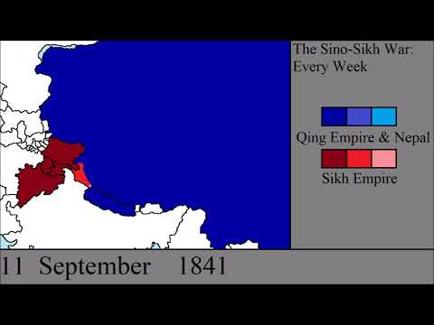 The Sino-Sikh War: Every Week