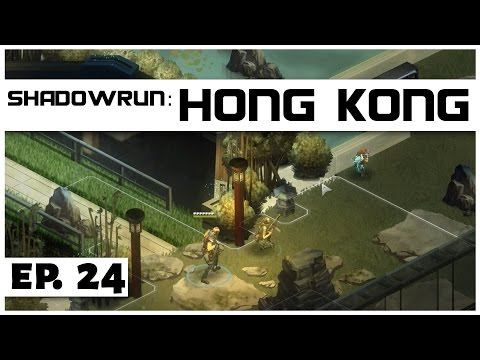 Shadowrun: Hong Kong - Ep. 24 - Disrupting Qi! - Let's Play -  [Sponsored]