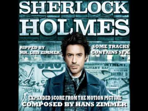 01 Discombobulated Sabotage  Hans Zimmer  Sherlock Holmes Score EXPANDED