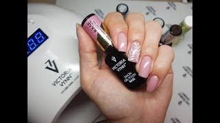 Mega Base Pink Victoria Vynn - Baza Hybrydowa w kolorze do przedłużania