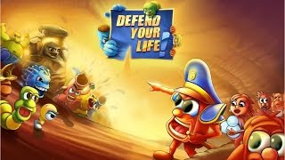 Defend Your Life! - Android Gameplay HD
