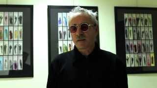 "Arte in Banca: Roberto Sironi ""Bank's Silhouettes"""