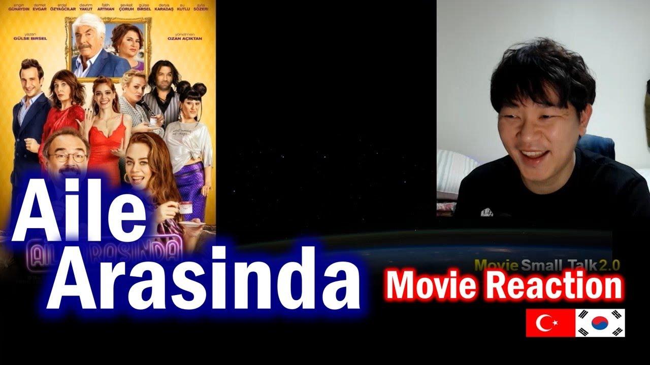 Aile Arasinda Trailer KOREAN REACTION