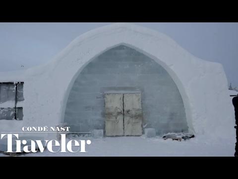 Inside Sweden's Frozen Icehotel | Condé Nast Traveler