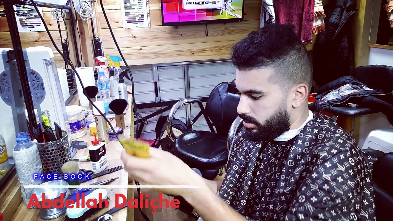 Coiffeur Homme Profissional 2019 Youtube