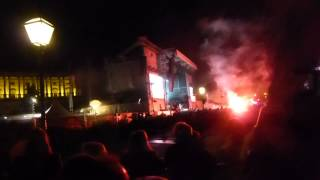 """Die Toten Hosen """"Schrei nach Liebe"""" Voices for Refugees Heldenplatz Wien 3. Oktober 2015"""
