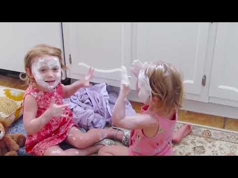 الأطفال والأشقاء يواجهون مشكلة عند اللعب معًا #8 ★ فيديوهات مضحكة