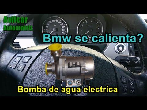 Bomba De Agua Electrica Bmw Prueba De Funcionamiento