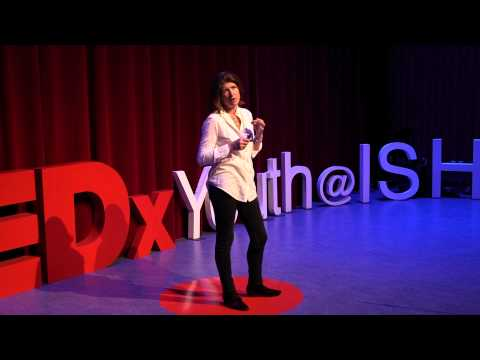 Beyond your wildest dreams | Rebecca Stephens | TEDxYouth@ISH