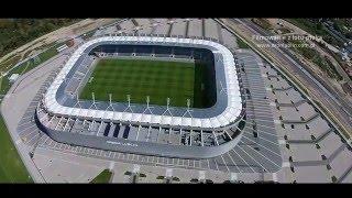 Arena Lublin z lotu ptaka