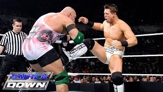 Ryback vs. The Miz: SmackDown, March 12, 2015