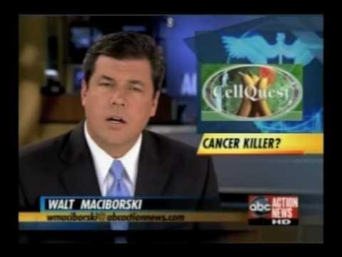 Esophageal Cancer Survivor-ABC News-natural cure