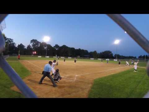 Nebraska Quakes Kudym (6-8-17) vs Quakes MacDonald
