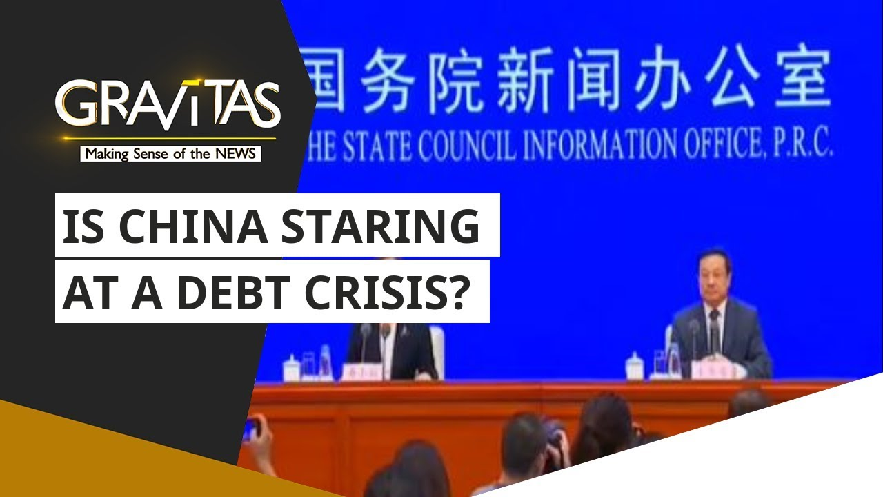 Download Gravitas: Is China staring at a debt crisis?