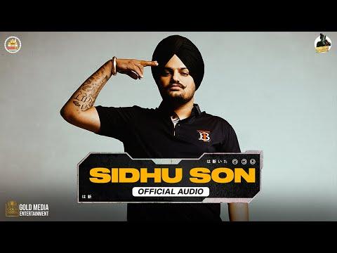 Sidhu Son (Official Audio) Sidhu Moose Wala | The Kidd | Moosetape