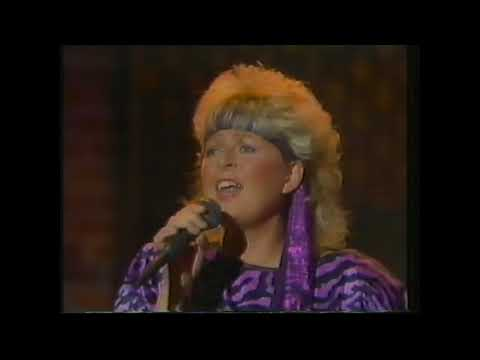 FALLING IN LOVE, FALLING APART  KIKKI DANIELSSON  1984