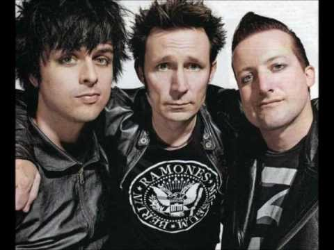 Green Day  Rockaway Beach Ramones Cover