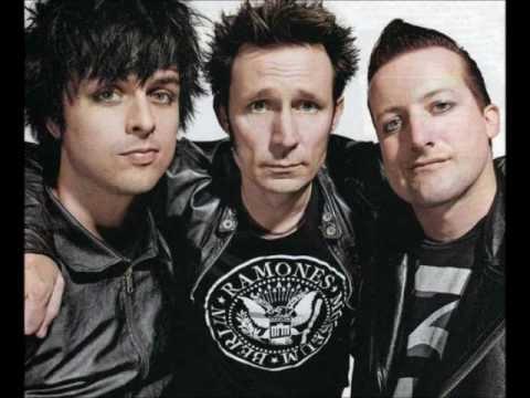Green Day  Rockaway Beach Ramones Cover