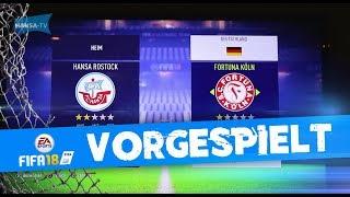 VORGESPIELT: Hansa vs. Fortuna
