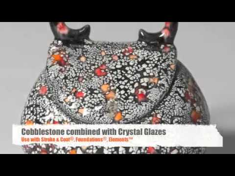 Cobblestone Glaze