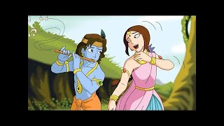 Krishna Cartoon Network Bgm -| Title Song -| Flute   Melody By Gkv Toons