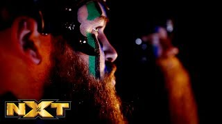 The inside story of War Raiders' world domination: WWE NXT, July 18, 2018