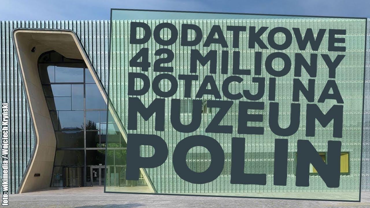 Muzeum Polin otrzymało 42.000.000 zł dotacji z Funduszy Norweskich