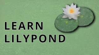 LilyPond Tutorial 17 - Basic Percussion Notation