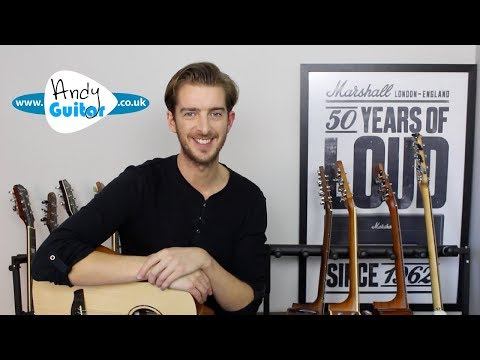 Closing Time Guitar Lesson Tutorial -  Easy Four Chord Song - Semisonic