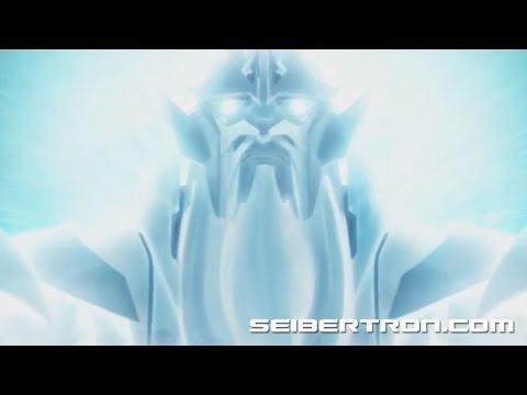 "TRANSFORMERS PRIME: SEASON TWO  ""Alpha Omega"" video clip"