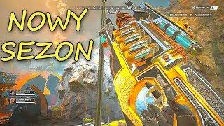 NOWY SEZON W APEX LEGENDS! | Mervo