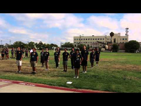 Drum Major Camp Final Drilldown