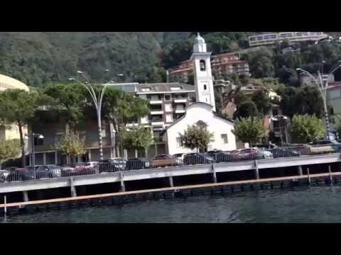 Lugano Centrale - Morcote / shipping / Switzerland / Swiss / Schweiz