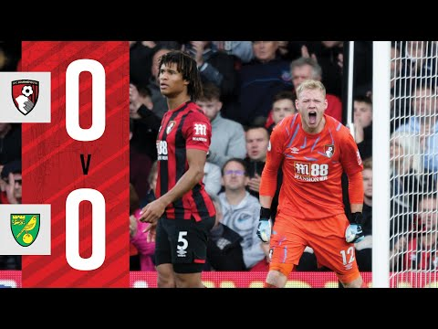 A HARD FOUGHT DRAW 🔒 | AFC Bournemouth 0-0 Norwich