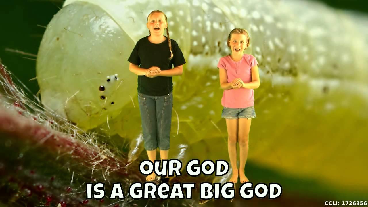 Great Big God - YouTube